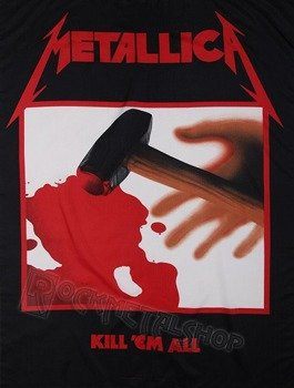flaga METALLICA - KILL'EM ALL