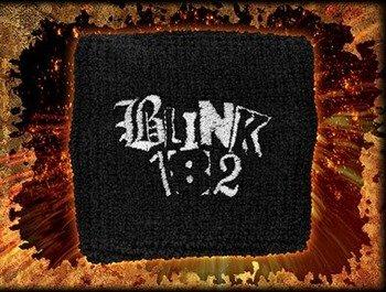 frotka na rękę BLINK 182 - LOGO
