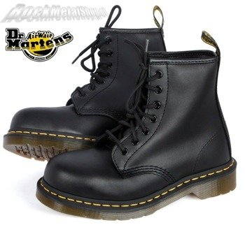 glany DR. MARTENS - DM 1920 5400 BLACK FINE HAIRCELL