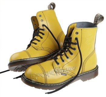 glany STEEL - FULL YELLOW (8 dziurek) KEN