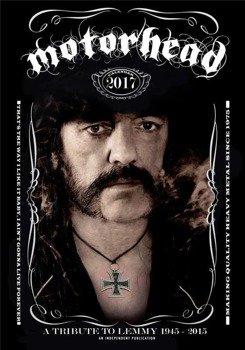 kalendarz MOTORHEAD 2017