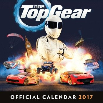 kalendarz TOP GEAR 2017