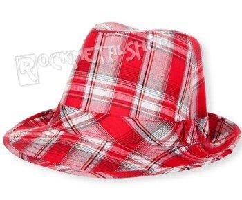 kapelusz ROCK DADDY - RED