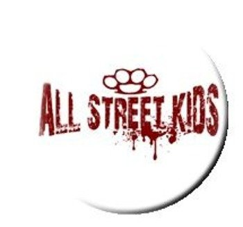 kapsel ALL STREET KIDS - BIAŁY