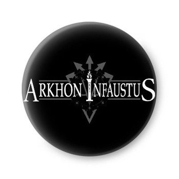 kapsel ARKHON INFAUSTUS - LOGO