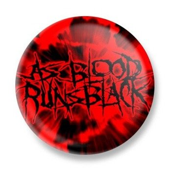 kapsel AS BLOOD RUNS BLACK - LOGO