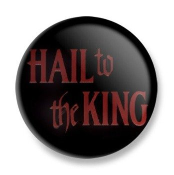 kapsel AVENGED SEVENFOLD - HAIL TO THE KING