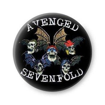 kapsel AVENGED SEVENFOLD - SKULLS