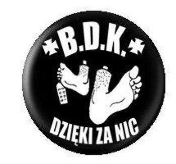 kapsel B.D.K.- Dzięki Za Nic