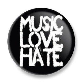 kapsel BLACK ICON - MUSIC, LOVE, HATE (KICON103)