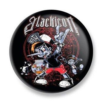 kapsel BLACK ICON - PINOCHIO (KICON114)
