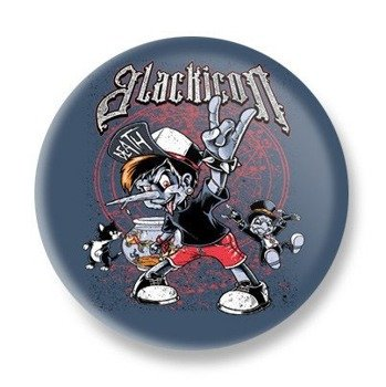 kapsel BLACK ICON - PINOCHIO (KICON114 LIGHT STEEL BLUE)