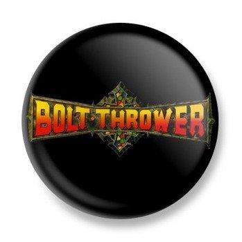 kapsel BOLT THROWER - LOGO