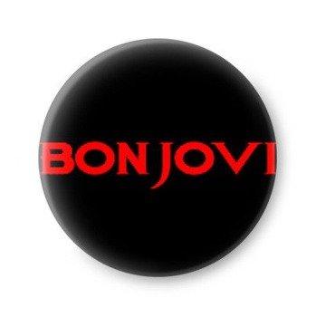 kapsel BON JOVI - LOGO