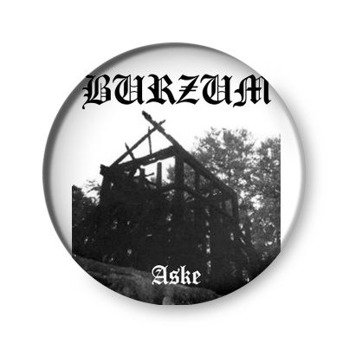 kapsel BURZUM - ASKE