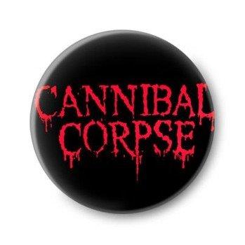 kapsel CANNIBAL CORPSE - NEW  LOGO