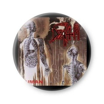 kapsel DEATH - HUMAN