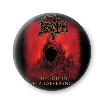 kapsel DEATH - THE SOUND OF PERSEVERENCE