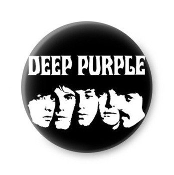 kapsel DEEP PURPLE - BAND