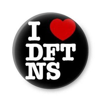 kapsel DEFTONES - I LOVE DFTNS