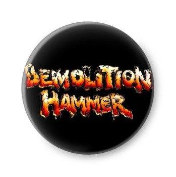 kapsel DEMOLITION HAMMER - LOGO