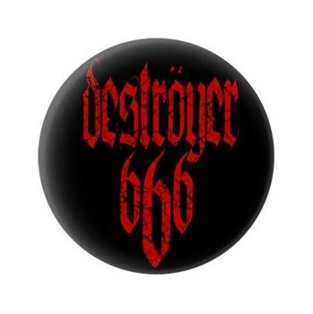 kapsel DESTROYER 666 - LOGO