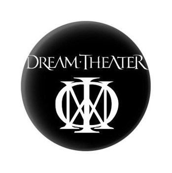 kapsel DREAM THEATER - LOGO