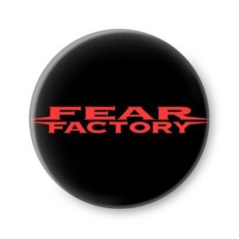 kapsel FEAR FACTORY - LOGO