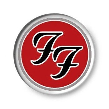 kapsel FOO FIGHTERS - LOGO