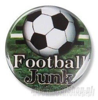 kapsel FOOTBALL JUNK Ø25mm