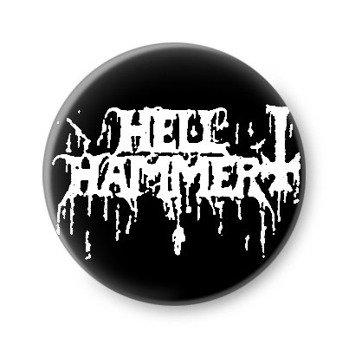 kapsel HELLHAMMER - LOGO