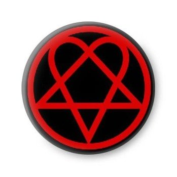 kapsel HIM - HEARTAGRAM