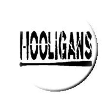 kapsel Hooligans Biały