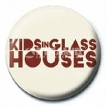 kapsel KIDS IN GLASS HOUSES - LOGO