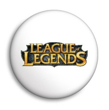 kapsel LEAGUE OF LEGENDS Ø25mm