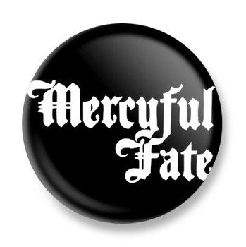 kapsel MERCYFUL FATE - OLD LOGO