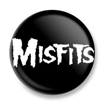kapsel MISFITS - LOGO