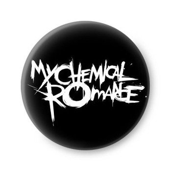 kapsel MY CHEMICAL ROMANCE - LOGO