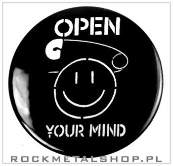 kapsel OPEN YOUR MIND średni