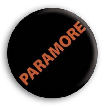 kapsel PARAMORE - S.O.S.