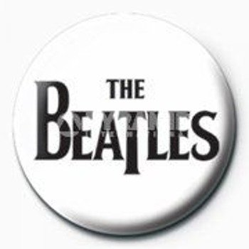 kapsel THE BEATLES - BLACK LOGO