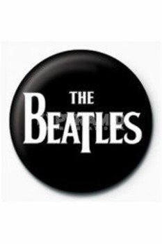 kapsel THE BEATLES - WHITE LOGO