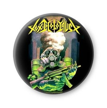 kapsel TOXIC HOLOCAUST - AN OVERDOSE OF DEATH