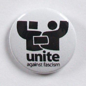 kapsel UNITE AGAINS FASCISM