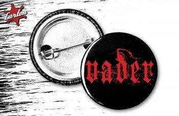 kapsel VADER - LOGO czarno-czerwony
