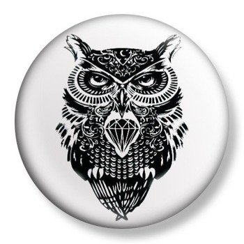 kapsel średni DIAMOND OWL Ø38mm
