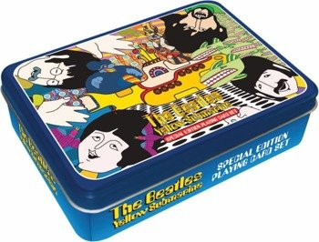karty THE BEATLES  (NMR104016) (BOX)