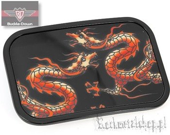 klamra do pasa CHINA DRAGONS