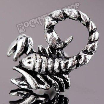 kolczyk Scorpion (Stud) [E260] Alchemy Gothic