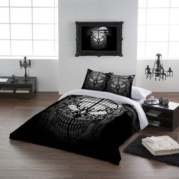 komplet pościelowy ALCHEMY GOTHIC ABANDON ON HOPE, SUPER KING SIZE (260*220 cm + dwie poduchy)